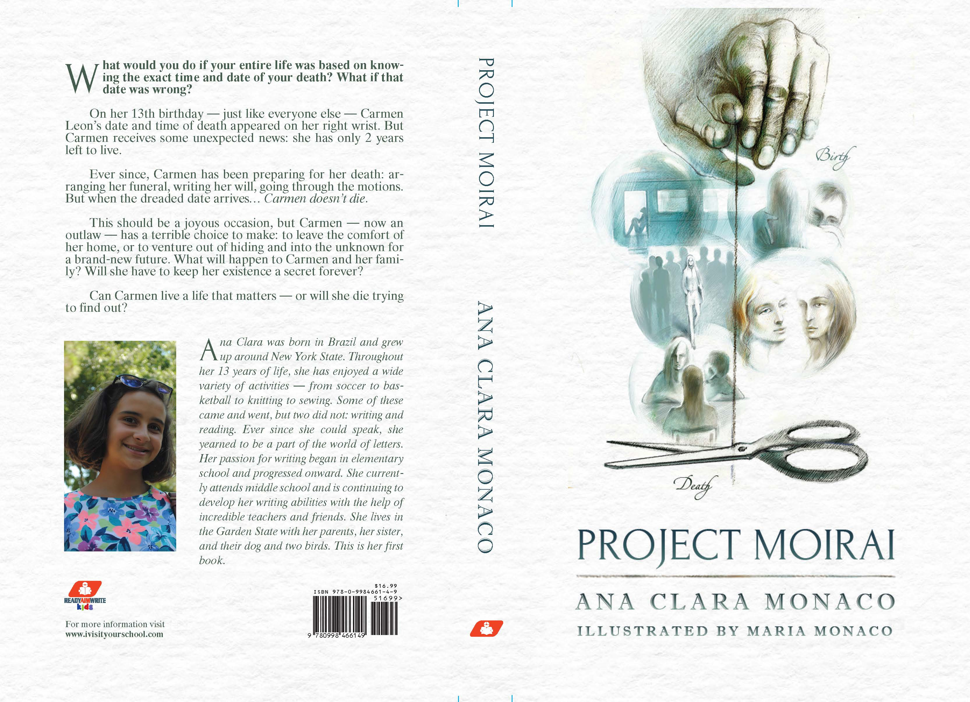 Project Moirai finished cover