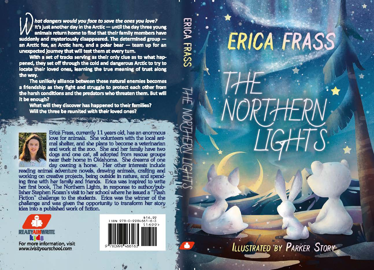 The Northern Lights book cover PDF